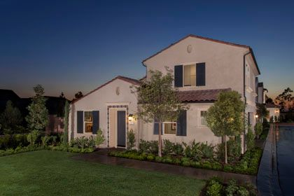 Sage at Portola Springs by KB Home in Orange County California