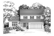Willow 1 - Pine Ridge Estates: Delanson, NY - Pigliavento Builders