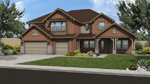 Fall Creek by Coleman Homes in Boise Idaho