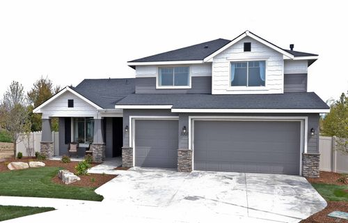 Carriage Hill North by Coleman Homes in Boise Idaho