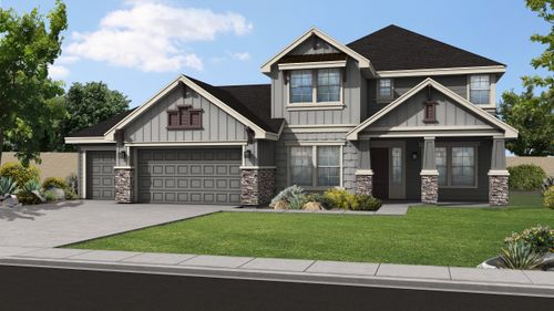 The Preserve by Coleman Homes in Boise Idaho