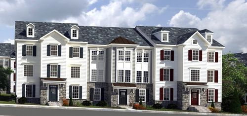 Falls Grove by Comstock Homes in Washington District of Columbia