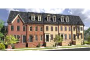 The Townes at Shady Grove Metro by Comstock Homes