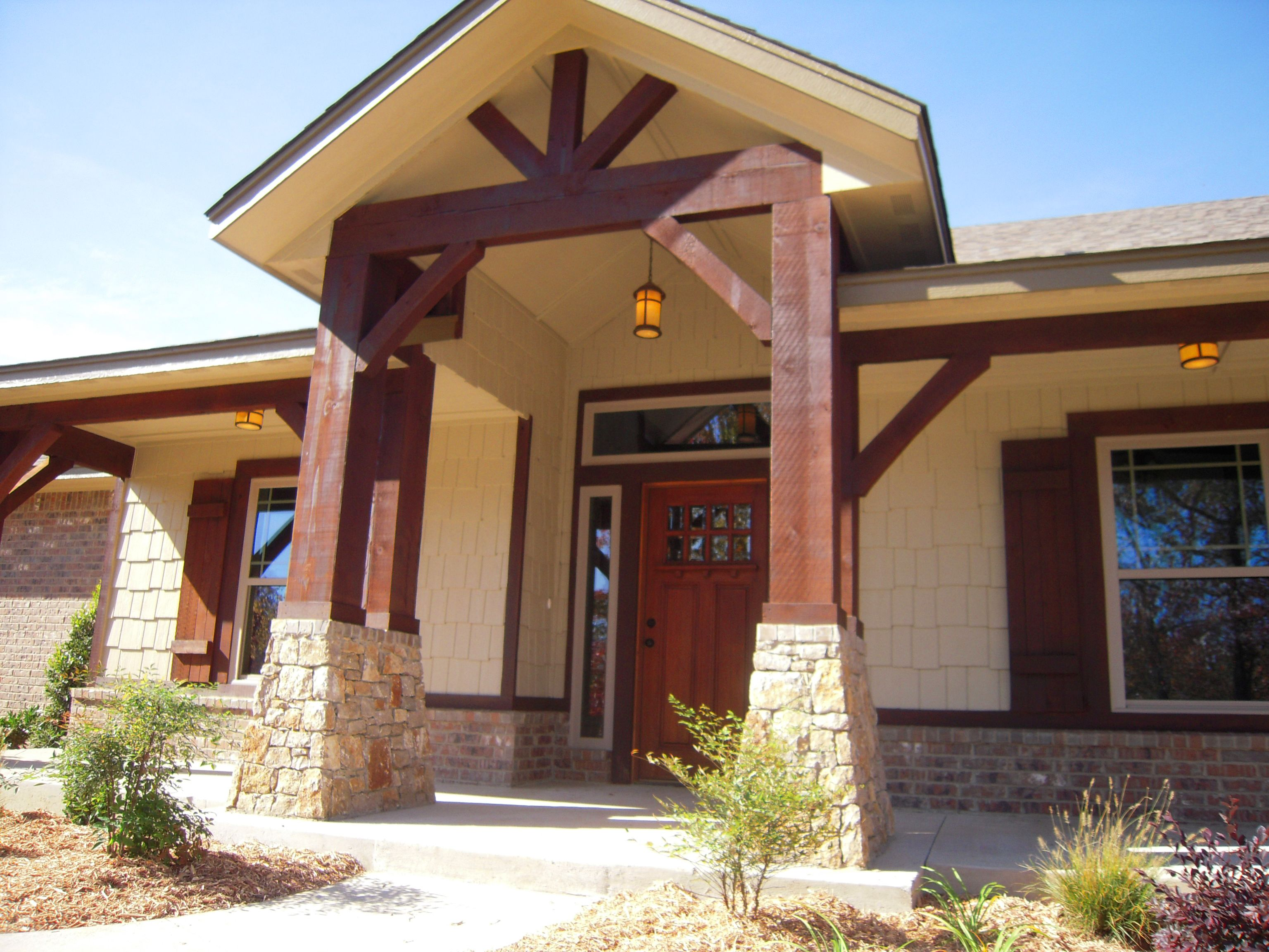 Concept builders conner ii exp tulsa home builders for Conner home