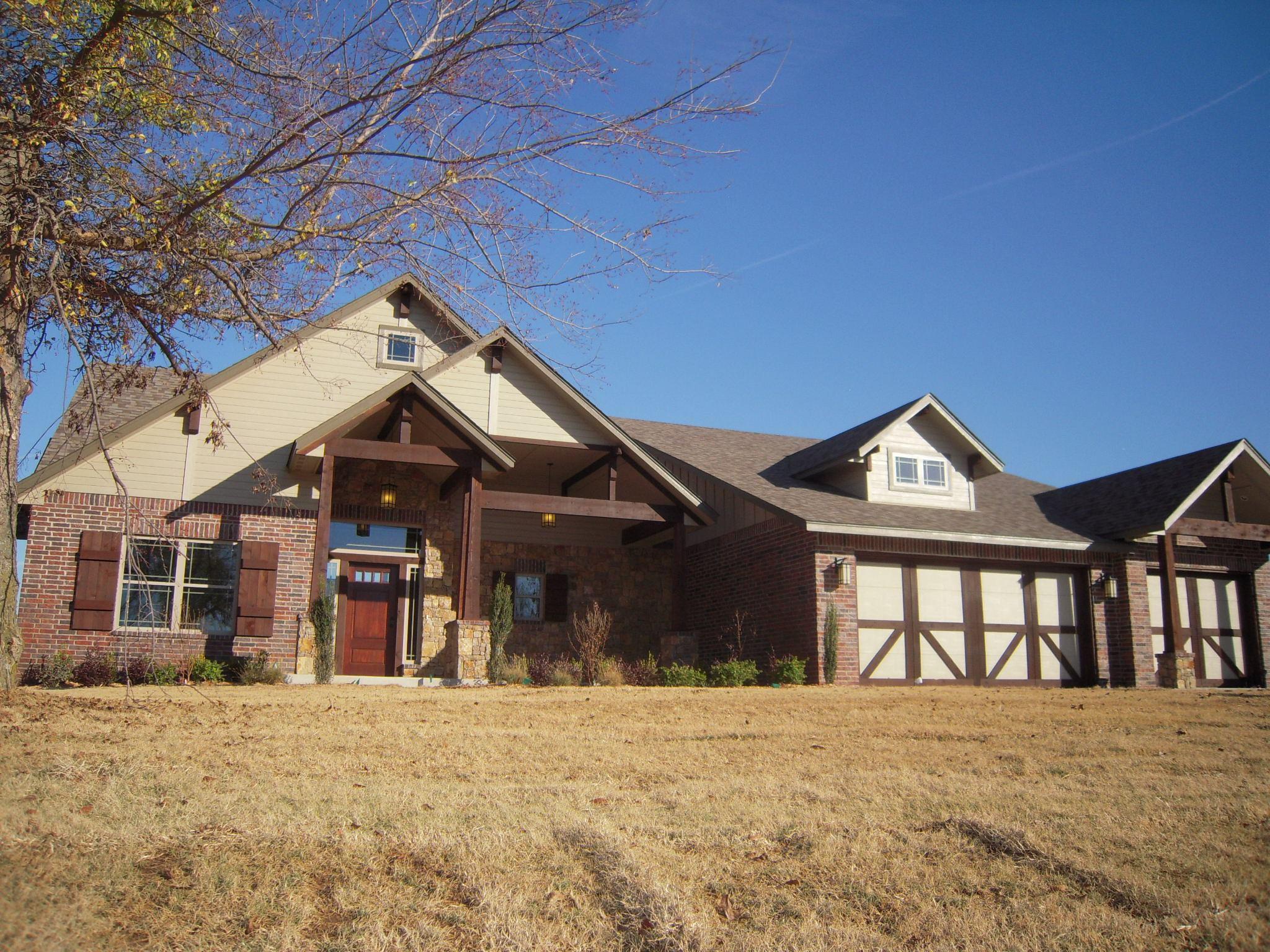 Concept Builders Breckenridge Ii Up Exp Tulsa Home