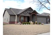 Hampton I Alt Elev - BASIC - Stone Creek Estates III: Sand Springs, OK - Concept Builders, Inc