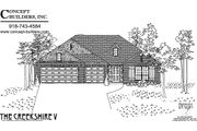 Creekshire V - Stone Creek Estates III: Sand Springs, OK - Concept Builders, Inc