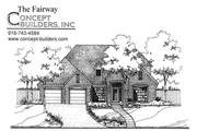 Fairway - Angus Valley Farms: Sand Springs, OK - Concept Builders, Inc