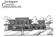 Ridgeport - Fox Pointe: Disney, OK - Concept Builders, Inc