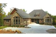 Hillshire II with Basement - Fox Pointe: Disney, OK - Concept Builders, Inc