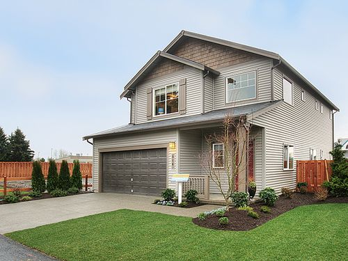 Monterey Park by Conner Homes in Bremerton Washington