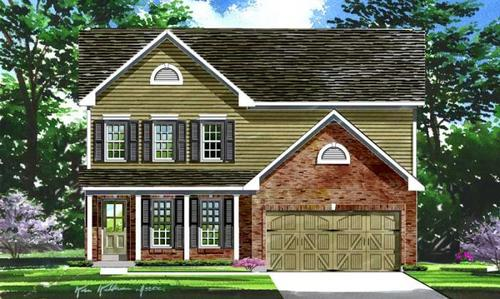 Countryshire Manors by Consort Homes in St. Louis Missouri