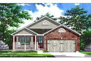 The Covington - Carlton Glen Estates: Wentzville, MO - Consort Homes
