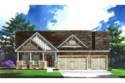 The Sierra - Carlton Glen Estates: Wentzville, MO - Consort Homes