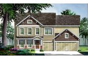 The Windsor - Carlton Glen Estates: Wentzville, MO - Consort Homes
