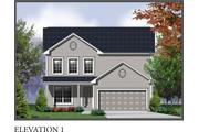 The Ashton - Carlton Glen Estates: Wentzville, MO - Consort Homes