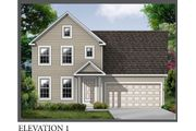 The Kennesaw - Carlton Glen Estates: Wentzville, MO - Consort Homes