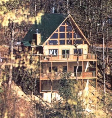 Cool Mountain Construction, Inc.-Custom Home Builder by Cool Mountain Construction, In in Asheville North Carolina
