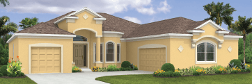 The Inlets by Medallion Home in Tampa-St. Petersburg Florida