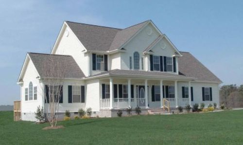 River Rock Run by Country Life Homes in Sussex Delaware