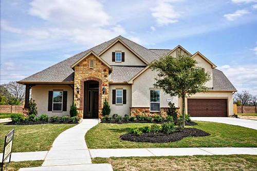 Avalon at Spring Green by Coventry Homes in Houston Texas