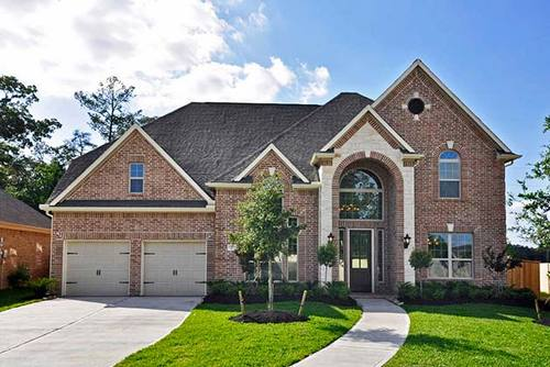 Parc Lake Estates by Coventry Homes in Houston Texas
