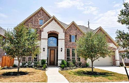 Riverstone by Coventry Homes in Houston Texas