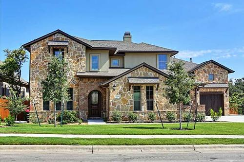 Sweetwater by Coventry Homes in Austin Texas
