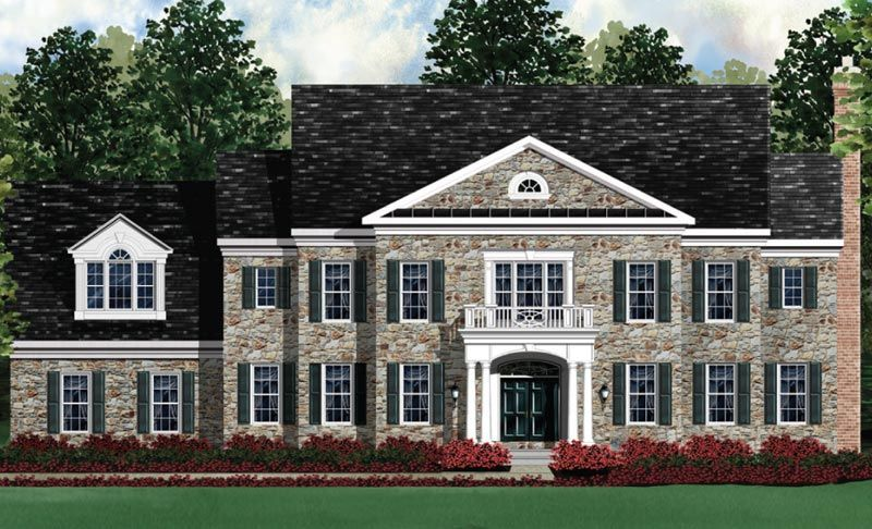 Green valley new homes topix for Winchester homes cabin branch townhomes