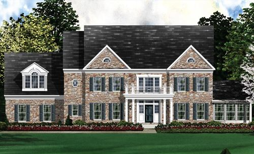 The Preserve at Woodmore by Craftmark Homes in Washington District of Columbia