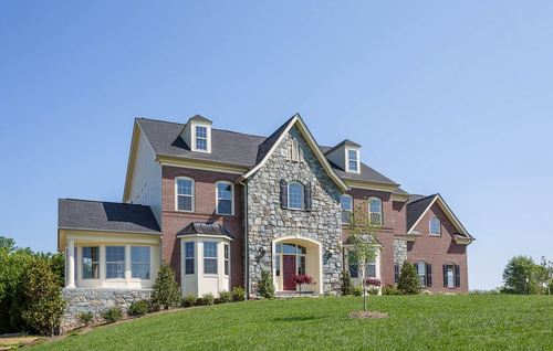 The Reserve at Black Rock by Craftmark Homes in Washington District of Columbia
