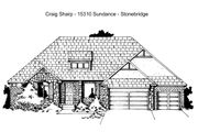 Stonebridge - Entry 81 by Craig Sharp Homes, Inc.