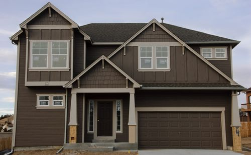 house for sale in Willow Creek by CreekStone Homes