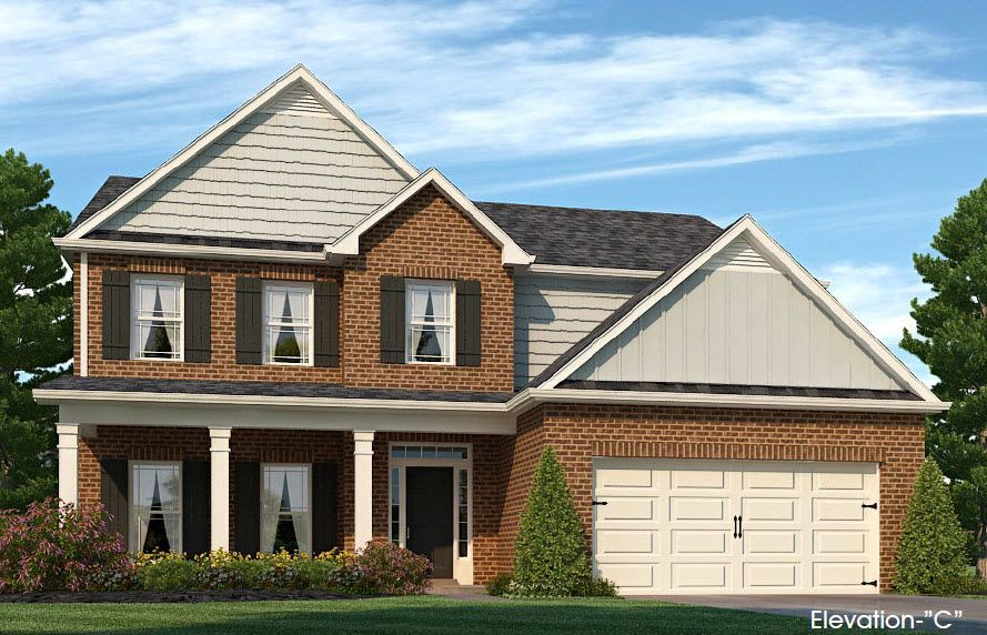 Huntsville new homes topix for Magnolia homes cypress grove