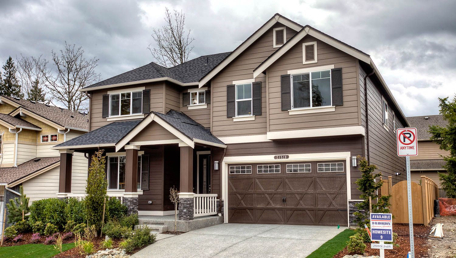 East renton highlands new homes topix for American classic homes renton