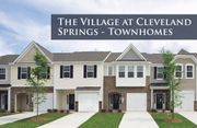 The Village at Cleveland Springs - Townhomes<