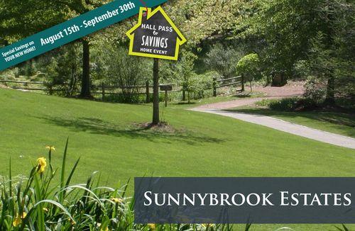 Sunnybrook Estates by Dan Ryan Builders in Raleigh-Durham-Chapel Hill North Carolina