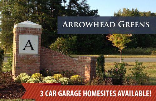 house for sale in Arrowhead by Dan Ryan Builders