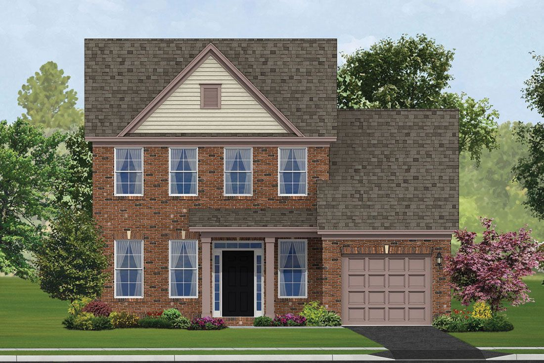 Providence East New Homes In Raleigh Nc By Dan Ryan Builders