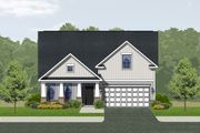 homes in Foxbank Plantation by Dan Ryan Builders