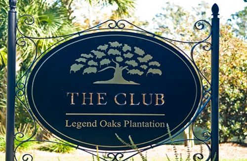 The Club at Legend Oaks by Dan Ryan Builders in Charleston South Carolina