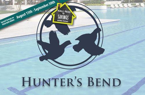 Hunter's Bend by Dan Ryan Builders in Charleston South Carolina