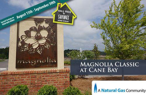 Magnolia Classic at Cane Bay by Dan Ryan Builders in Charleston South Carolina