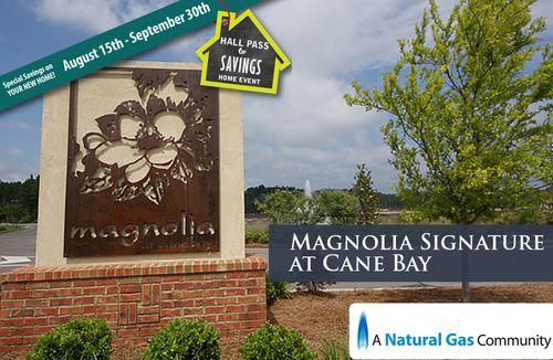 Magnolia Signature at Cane Bay by Dan Ryan Builders in Charleston South Carolina