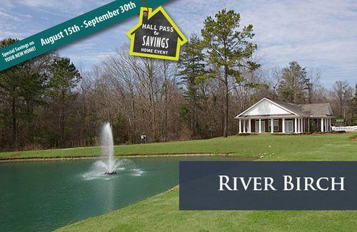 River Birch by Dan Ryan Builders in Charleston South Carolina