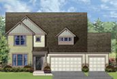 Drayton w 3 Car Garage  - Magnolia Signature at Cane Bay: Summerville, SC - Dan Ryan Builders