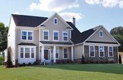 homes in Marlboro Crossing by Dan Ryan Builders