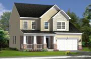 homes in Seneca Ridge by Dan Ryan Builders