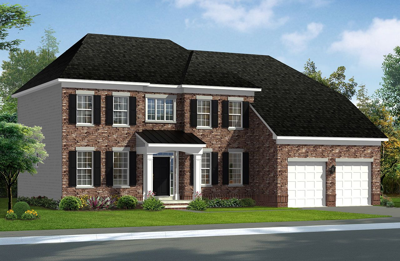 12600 New Relief Terrace, Brandywine, MD Homes & Land - Real Estate