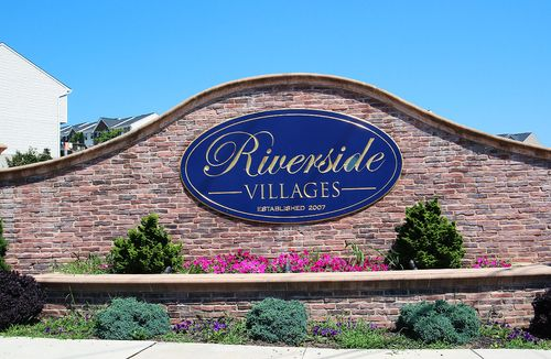 house for sale in Riverside Villages Townhomes by Dan Ryan Builders